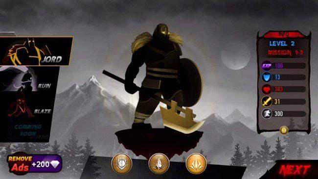 Hình ảnh 03UoBck của Tải game Shadow Stickman: Dark Rising - Người que bóng tối tại HieuMobile