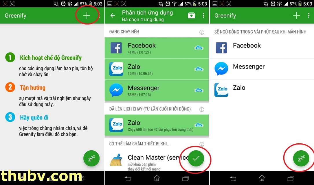 Đóng băng ứng dụng trên Android - Giải pháp tiết kiệm pin tốt nhất