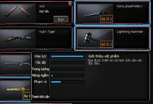Hình ảnh 0ZMe72v của Đánh giá cận chiến Lightning Hammer: Búa Sét của Thor game Đột Kích tại HieuMobile