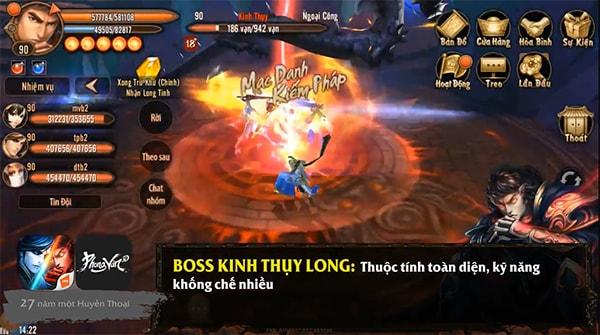 Meo vuot ai Lang Van Quat trong game Phong Van 3d