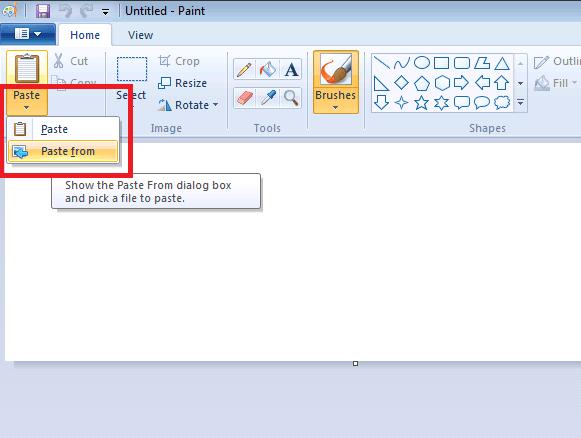 Hình ảnh 0uIS4YO của Cách thu phóng resize kích thước hình ảnh bằng Paint trên máy tính tại HieuMobile