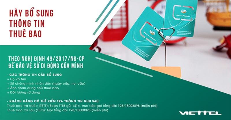 Hình ảnh 179HicB của Cách xem thông tin cá nhân đã đăng ký trên SIM Viettel, Mobi và Vina tại HieuMobile
