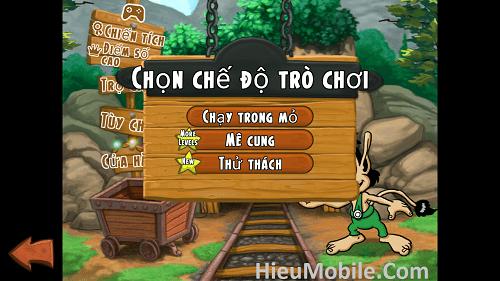 Hình ảnh 1DEyMnw của Tải game Hugo Retro Mania - Hugo nhặt vàng trong đường hầm tại HieuMobile