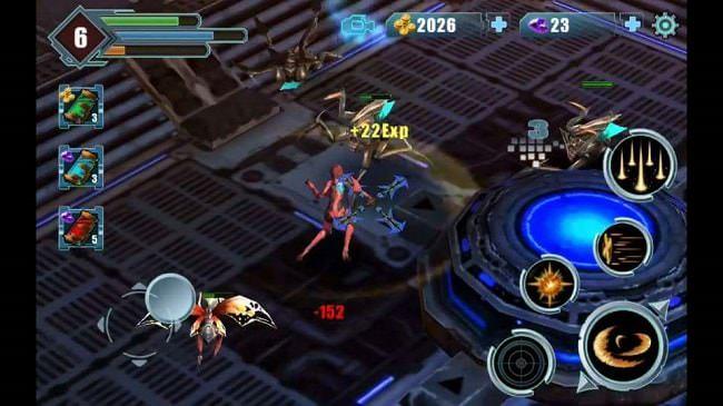 Hình ảnh 1G8yQBS của Tải game Angels Revenge 3D - Hành trình của nữ chiến binh tại HieuMobile