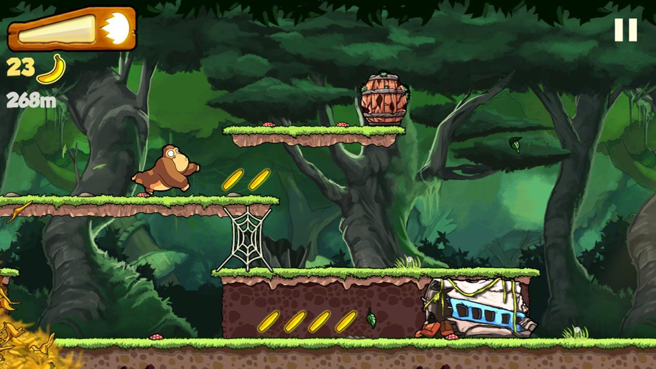 Tải game Khỉ Nhặt Chuối - Banana Kong cho các dòng điện thoại Android và iOs