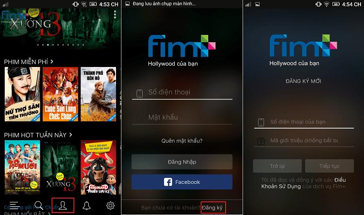 Hình ảnh 1QV05KR của MobiFone miễn phí cước đăng ký xem phim tháng đầu tiên cho Fim+ tại HieuMobile