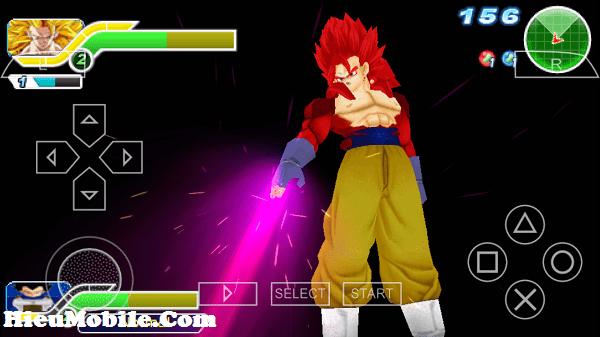 Hình ảnh 1kK9Y75 của Tải game Dragon Ball Z Tenkaichi Tag Team cho điện thoại Android tại HieuMobile