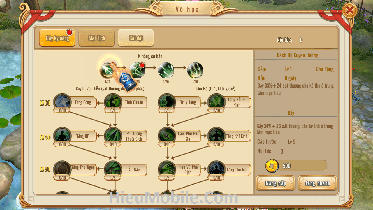 Hình ảnh 2AWAxSC của Tải game Phi Long Tại Thiên - Kiếm hiệp chuẩn Xạ Điêu tại HieuMobile