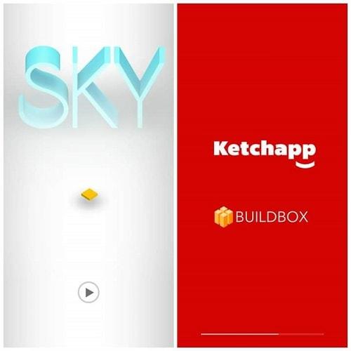 Sky là một game cuốn hút, có tính gây nghiện