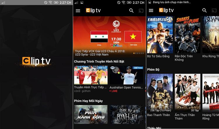Hình ảnh 2ZyCTYX của Tải Clip TV - Ứng dụng xem phim trực tuyến tốt nhất cho điện thoại tại HieuMobile