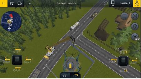 Hình ảnh 2ccNxE6 của Tải game Construction Simulator PRO 2017 cho Android và iOs tại HieuMobile