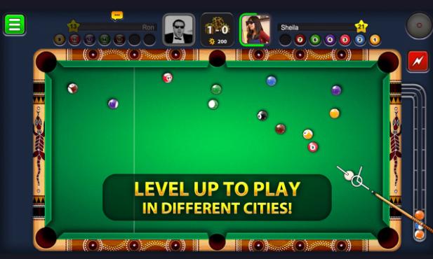 Hình ảnh của game 8 Ball Pool - Bida lỗ 8 bóng tại HieuMobile