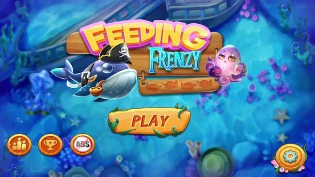 Hình ảnh 300IaF1 của Tải game Fishing Frenzy - Cá lớn nuốt cá bé cho điện thoại tại HieuMobile