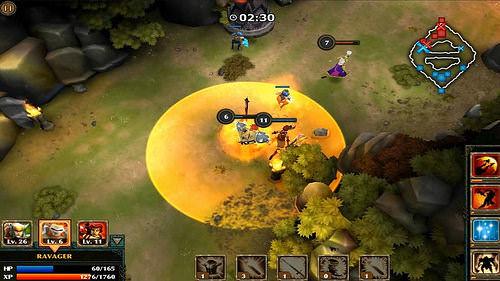 Hình ảnh 3DquCyX của Tải game Legendary Heroes - Chơi moba offline không cần mạng tại HieuMobile