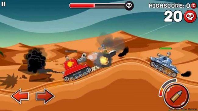 Hình ảnh 3IeDqv3 của Tải game Hills of Steel - Bắn xe tăng trên đồi cát tại HieuMobile