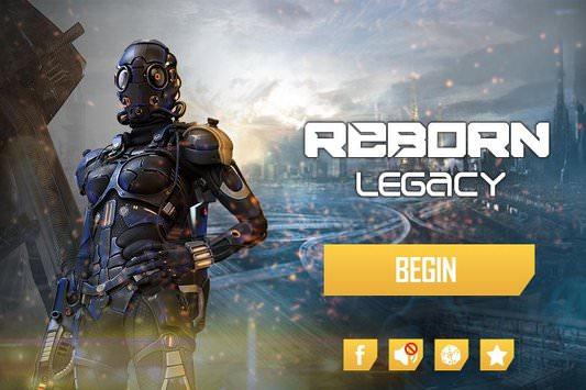 Hình ảnh 3L5xdXY của Tải game Reborn Robot Legacy - Robot bắn súng viễn tưởng tại HieuMobile