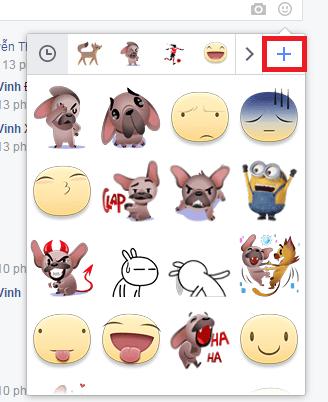 Hình ảnh của Thêm biểu tượng Chim bồ câu vào bình luận Facebook tại HieuMobile