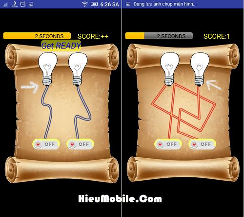 Hình ảnh 44lefTs của Tải game 2 Seconds - Tìm công tắc cho bóng đèn phát sáng tại HieuMobile