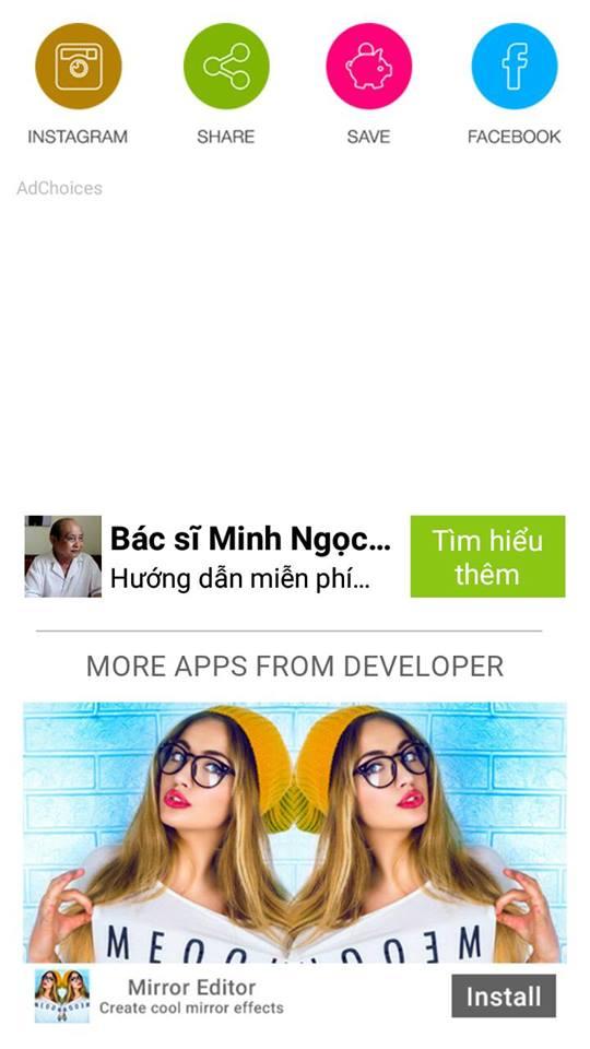 Hướng dẫn làm mờ hình ảnh xung quanh Image Blur