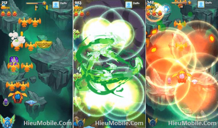 Hình ảnh 4Bwl46Q của Lộ hình ảnh gameplay Phi Đội Mobile trước ngày ra mắt chính thức tại HieuMobile