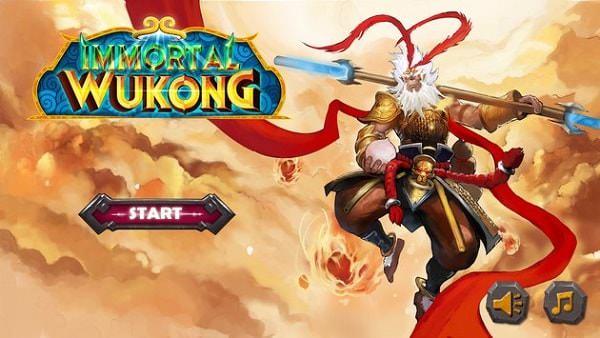 Hình ảnh 4JIBhPN của Tải game Immortal Wukong - Tôn Ngộ Không diệt yêu quái tại HieuMobile