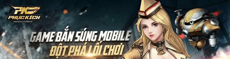 Hình ảnh trong game Phục Kích Mobile - Đột Kích cho điện thoại tại HieuMobile