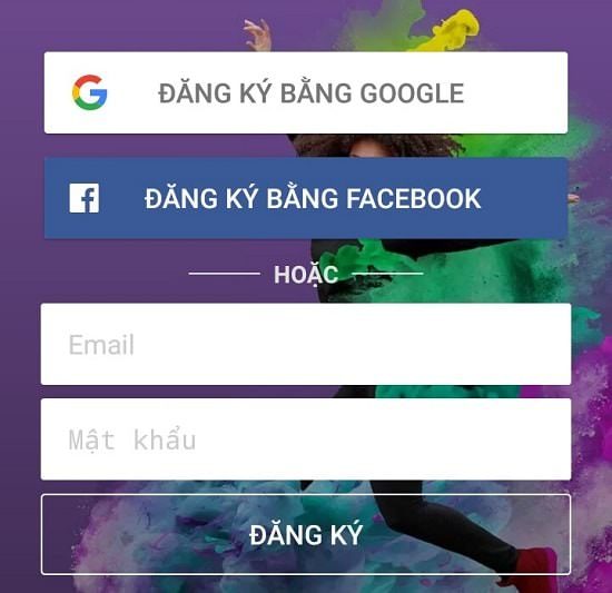 Đăng ký, đăng nhập bằng tài khoản Facebook là tính năng phổ biến có trong nhiều ứng dụng/game hiện nay
