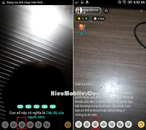 Hình ảnh 4fEK8pT của Cách phát trực tiếp Bigo Live bằng camera sau của điện thoại tại HieuMobile
