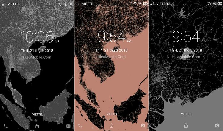 Hình ảnh 4gz7D40 của Mẹo tạo hình nền bằng bản đồ thế giới cực chất cho điện thoại tại HieuMobile