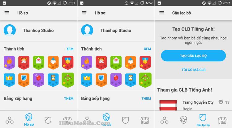 Hình ảnh 4vIXZeh của Tải Duolingo - Ứng dụng hỗ trợ học ngoại ngữ cho điện thoại tại HieuMobile