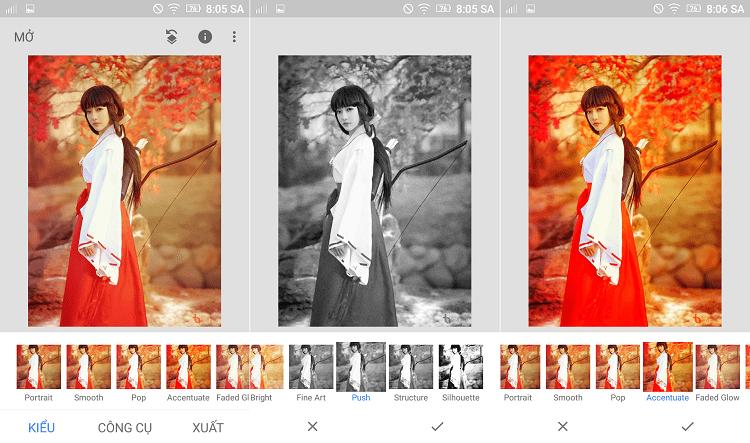 Hình ảnh 4vuc2VI của Tải Snapseed - Chỉnh sửa và ghép hiệu ứng hình ảnh chuyên nghiệp tại HieuMobile