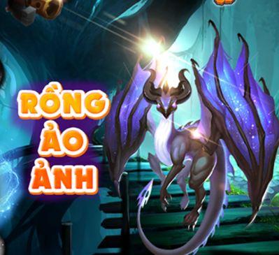Rồng Ảo Ảnh trong Bí Kíp Luyện Rồng 3D Mobile