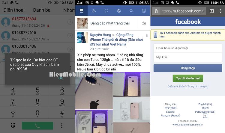 Tài khoản Viettel đã hết tiền vẫn có thể sử dụng Facebook ở nhiều chế độ khác nhau bình thường