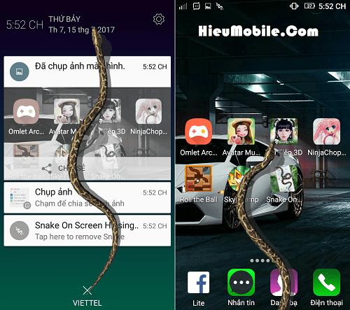 Hình ảnh 5nLJP0t của Tải ứng dụng Trò đùa con rắn bò trên màn hình điện thoại tại HieuMobile