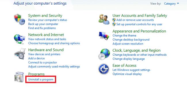 Hình ảnh 5uRWM10 của Hướng dẫn xóa mọi phần mềm trên máy tính Window cụ thể nhất tại HieuMobile