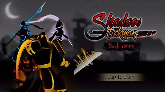 Hình ảnh 67ER39G của Tải game Shadow Stickman: Dark Rising - Người que bóng tối tại HieuMobile