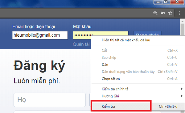 Hình ảnh 6FKdPOc của Mẹo xem lại mật khẩu đã lưu trên trình duyệt Chrome không cần plugin tại HieuMobile