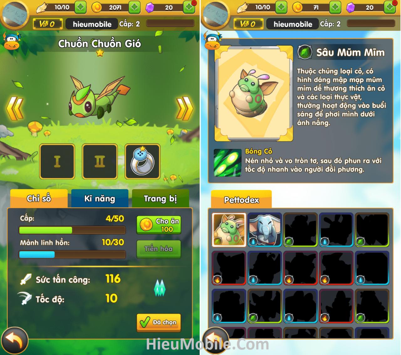 Hình ảnh 6HNICyU của Tải game Phi Đội Mobile - Bay bắn thú cưng hấp dẫn tại HieuMobile