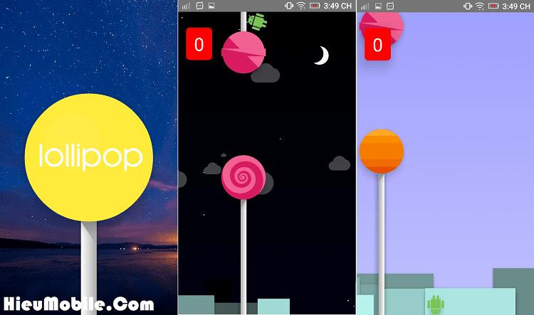 Hình ảnh 6N73NMG của Cách mở game chú chim ngu có sẵn trên mọi điện thoại Android tại HieuMobile