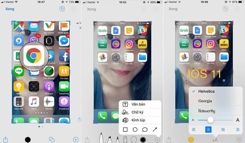 Hình ảnh 6yUoNCV của iOS 11 nâng cấp tính năng chụp ảnh màn hình hơn cả Android tại HieuMobile