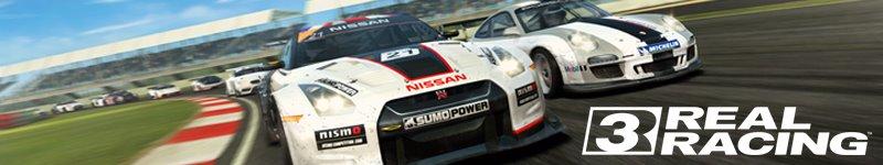 Ảnh bìa của game Real Racing 3 - Đường đua thật