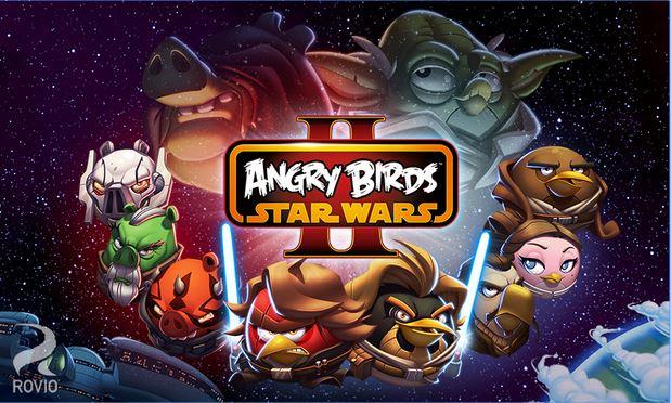 Nhập vai vào những chú chim nổi giận để chống lại kẻ thù - Tải Game Angry Birds Star Wars II