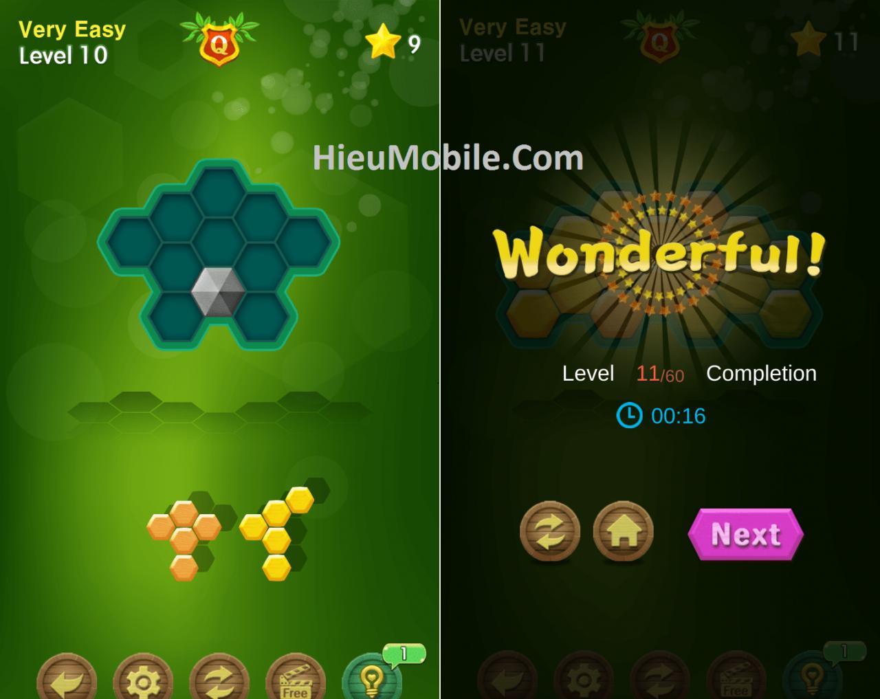 Hình ảnh 7Zg2Sta của Tải game Hexa Puzzle Legend - Xếp tổ ong tại HieuMobile