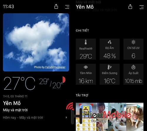 Hình ảnh 7xosJRu của Tải Today Weather - Dự báo thời tiết với độ chính xác cao tại HieuMobile