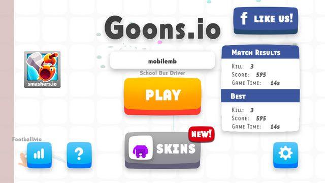 Hình ảnh 82DiYeI của Tải game Goons.io Knight Warriors - Cuộc chiến giữa các hiệp sĩ tại HieuMobile