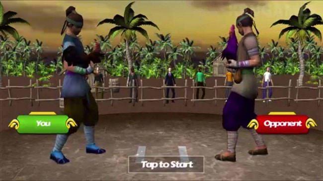 Hình ảnh 8G8x167 của Tải game Angry Rooster Fighting Hero - Đá Gà 3D thú vị tại HieuMobile