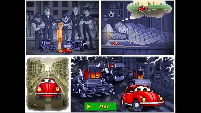 Hình ảnh 8JKecK8 của Tải game Car Eats Car 2 - Trận chiến của những chiếc xe tại HieuMobile