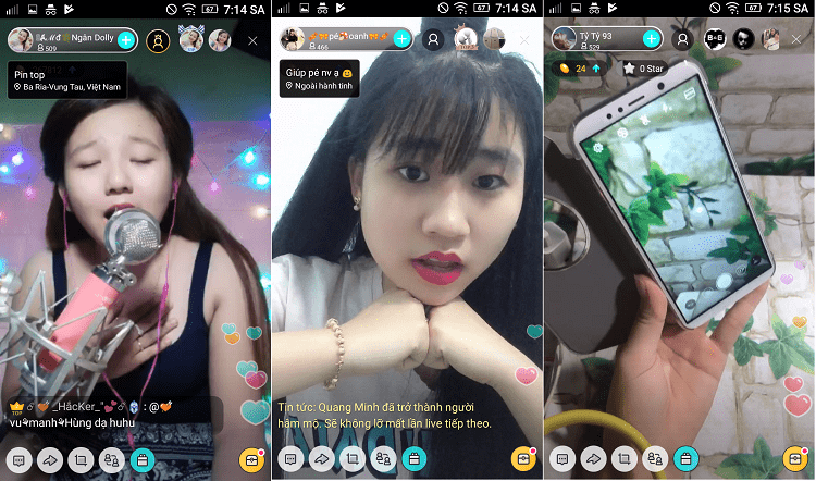 Hình ảnh 90xpdBJ của Cách phát trực tiếp Bigo Live bằng camera sau của điện thoại tại HieuMobile