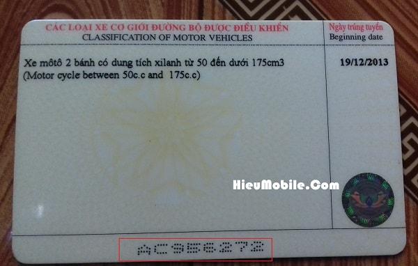 Hình ảnh 95XZz5q của Cách tra cứu toàn bộ vi phạm trên dựa trên thông tin giấy phép lái xe tại HieuMobile