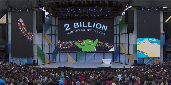Android là hệ điều hành phổ biến nhất trên thế giới - có đến 2 tỷ người sử dụng